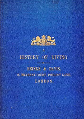 9781291740783: A History of Diving PB