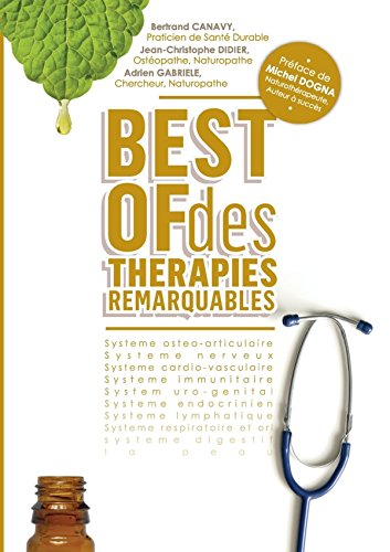 9781291743739: Best of Des Therapies Remarquables (French Edition)