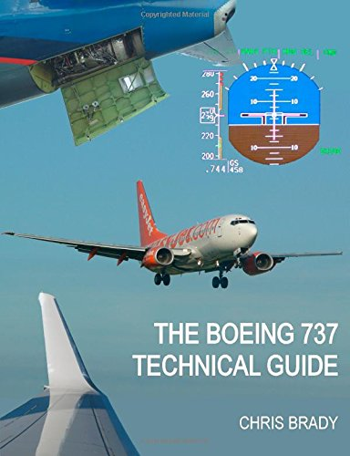 9781291756449: The Boeing 737 Technical Guide (Standard Budget Version)