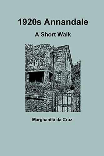 9781291911480: 1920s Annandale: A Short Walk