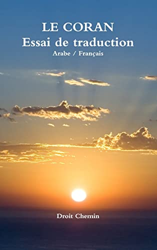 9781291965377: Le Coran (French Edition)