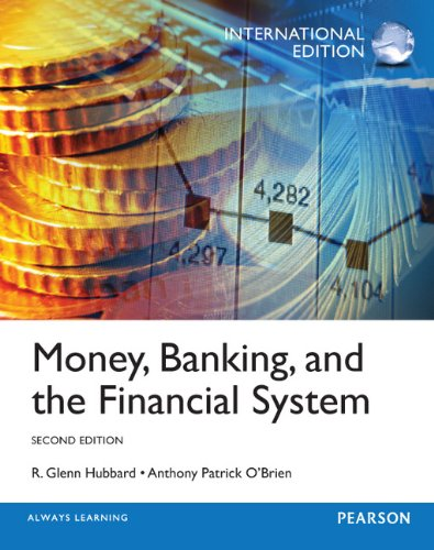 9781292000183: Money, Banking and the Financial System, International Edition