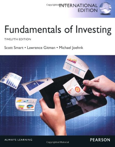 9781292000275: Fundamentals of Investing