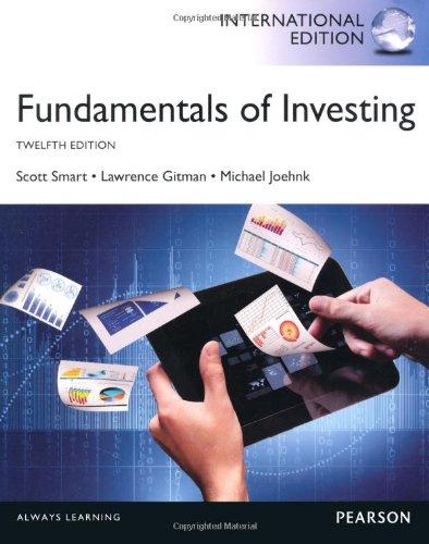 9781292000275: Fundamentals of Investing