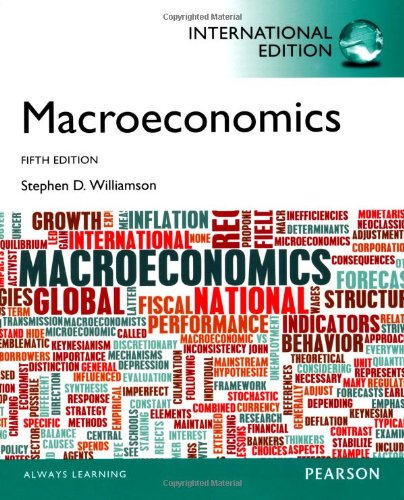 9781292000459: Macroeconomics, International Edition