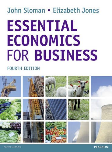 9781292000800: Essential Economics for Business