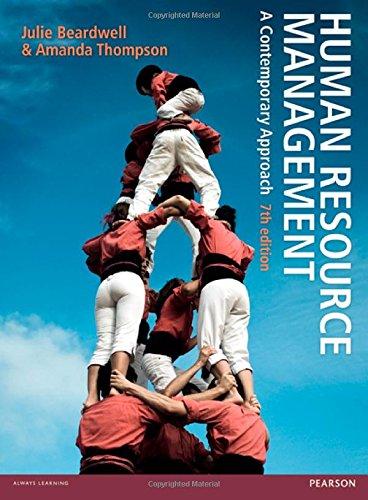 9781292002729: Human Resource Management, 7th edition