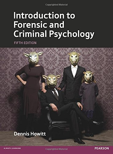 9781292003047: Introduction to Forensic & Criminal Psychology, 5th edition