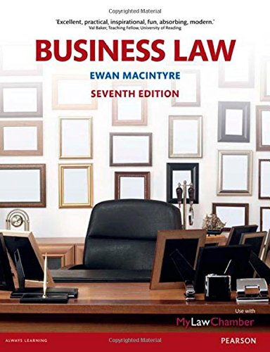 9781292004020: Business Law