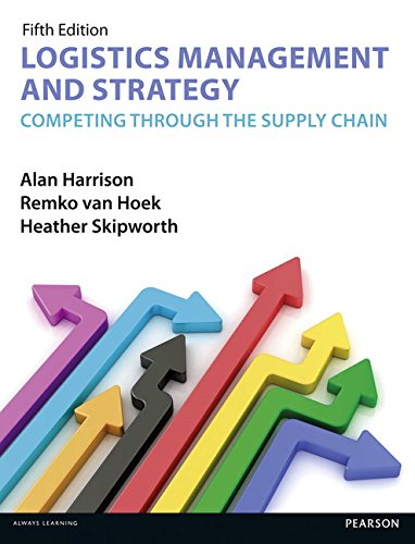 Logistics Management and Strategy 5th edition: Competing: Harrison, Alan; Van