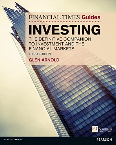 9781292005072: The Financial Times Guide to Investing: The Definitive Companion to Investment and the Financial Markets