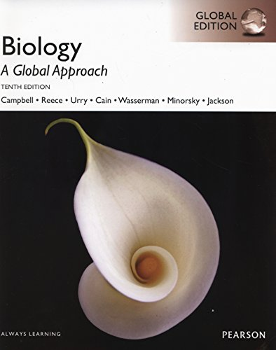 Biology: A Global Approach with MasteringBiology, Global: Neil A. Campbell,