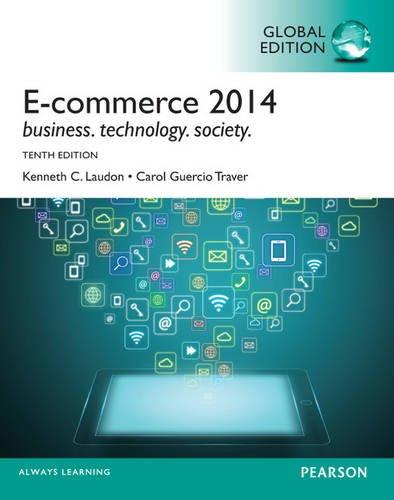 9781292009094: E-commerce 2014, Global Edition, 10/e