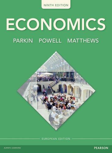 Economics by parkin powell abebooks economics parkin powell matthews fandeluxe Image collections
