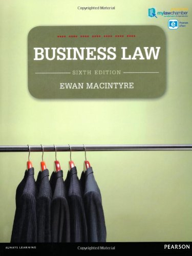 9781292010830: Business Law