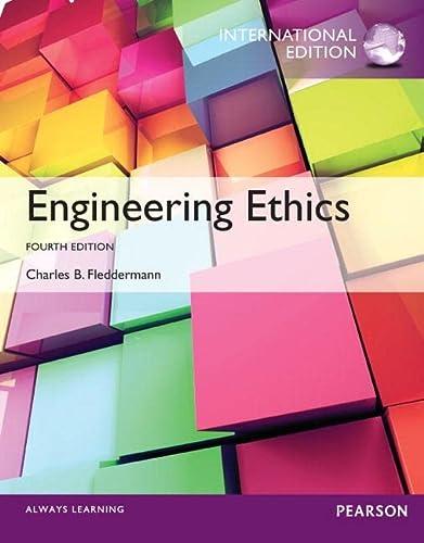 9781292012520: Engineering Ethics : International Edition: International Version