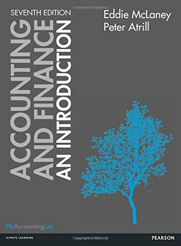 9781292012568: Accounting and Finance: An Introduction