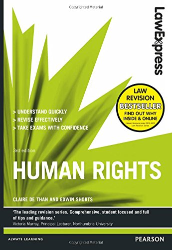 Law Express: Human Rights (Revision Guide): Shorts, Edwin, De