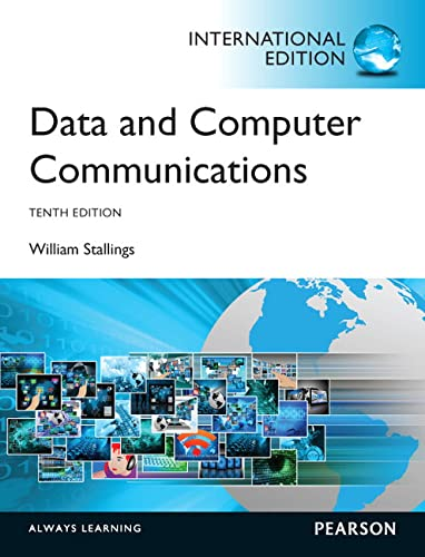 9781292014388: Data and Computer Communications