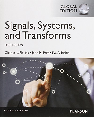 9781292015286: Signals, Systems, and Transforms