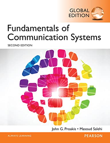 9781292015682: Fundamentals of Communication Systems, Global Edition