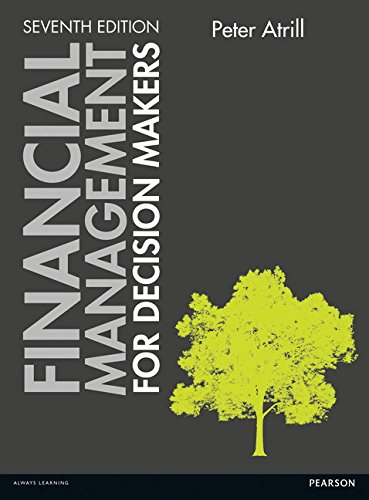 9781292016061: Financial Management for Decision Makers, 7th edition