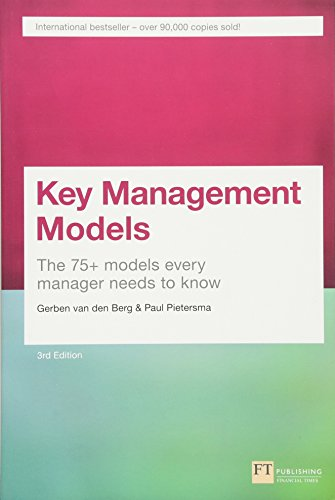 9781292016276: Key Management Models: The 75+ Models Every Manager Needs to Know