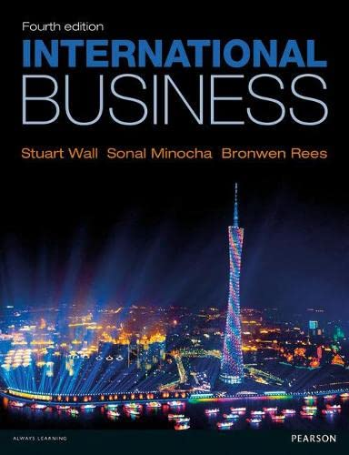 9781292016689: International Business, 4th ed.