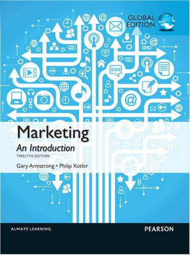 9781292016788: Marketing: An Introduction, Global Edition