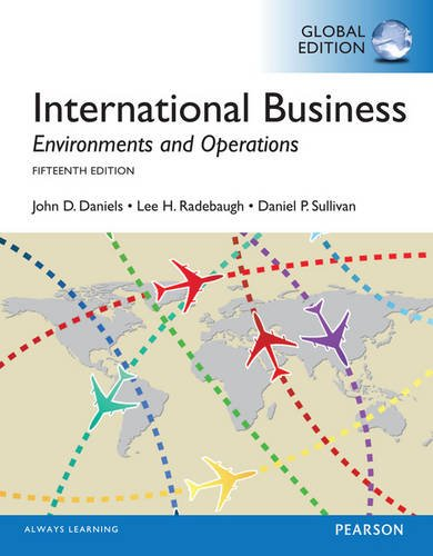 9781292016795: International Business, Global Edition