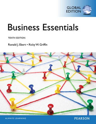 9781292016900: Business Essentials, Global Edition