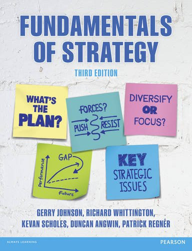 9781292017303: Fundamentals of Strategy with MyStrategyLab Pack