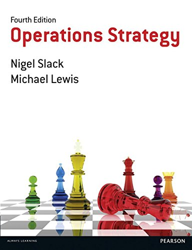 9781292017792: Operations Strategy (4th Edition)