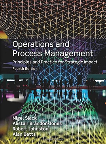 9781292017846: Operations & Process Management, 4th ed.
