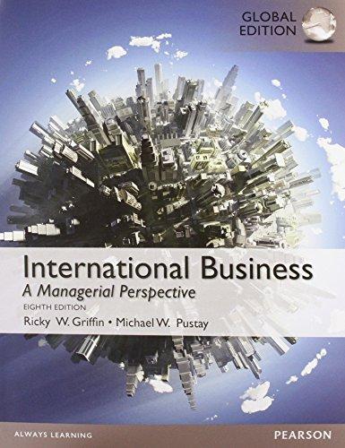 9781292018218: International Business, Global Edition