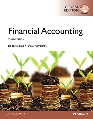 9781292019543: Financial Accounting, Global Edition