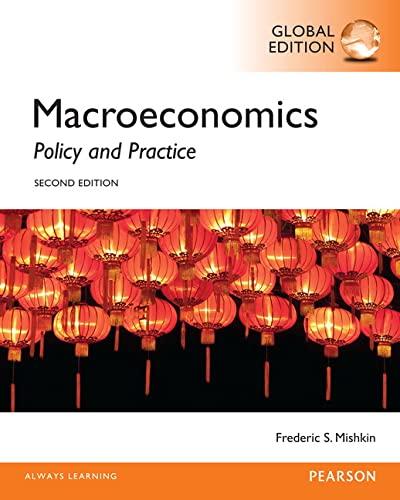 Macroeconomics, Global Edition (Paperback): Frederic S. Mishkin