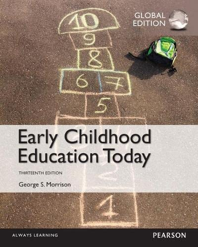 9781292019604: Early Childhood Education Today, Global Edition