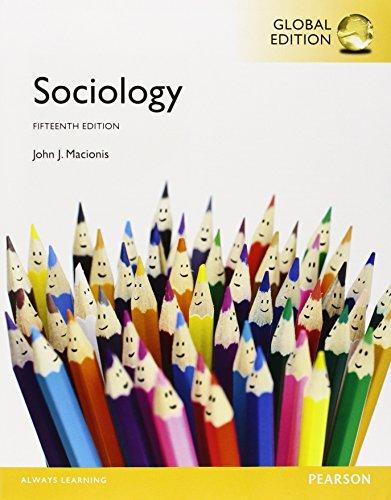 9781292019994: Sociology with MySocLab, Global Edition