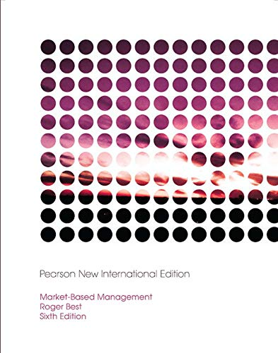 9781292020396: Market-Based Management