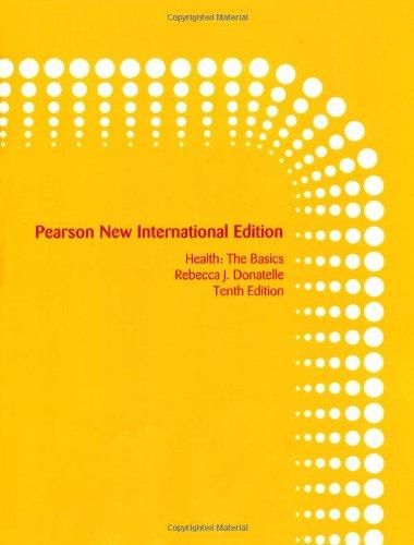 9781292020402: Health: The Basics