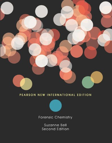 9781292020440: Forensic Chemistry: Pearson New International Edition