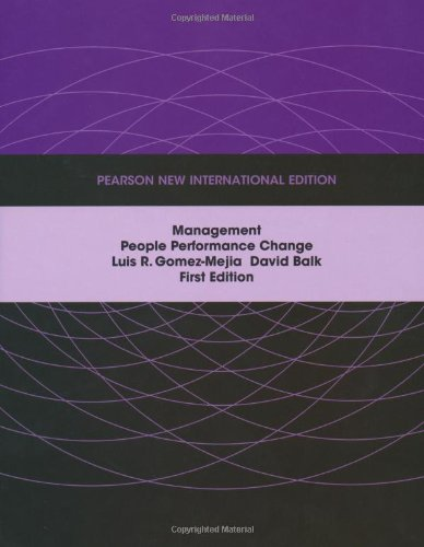 9781292020570: Management: Pearson New International Edition