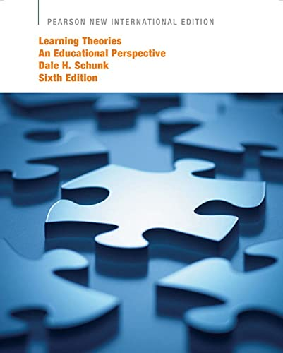 9781292020587: Learning Theories: An Educational Perspective