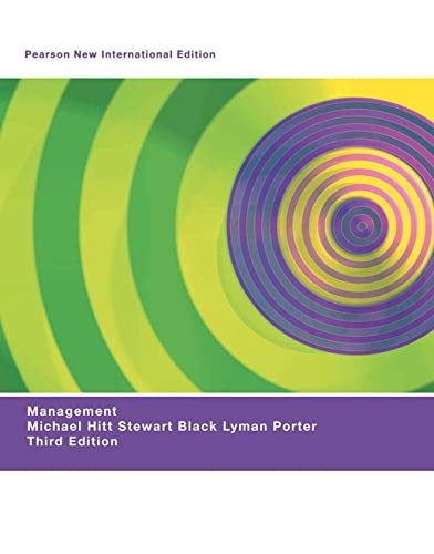 9781292020594: Management: Pearson New International Edition