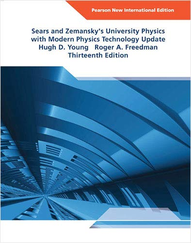 9781292020631: University Physics with Modern Physics Technology Update: Pearson New International Edition