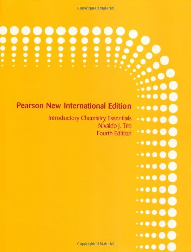 9781292020723: Introductory Chemistry Essentials