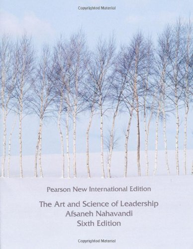 9781292020747: The Art and Science of Leadership