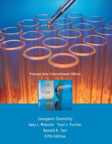 9781292020754: Inorganic Chemistry Pearson New International Edition