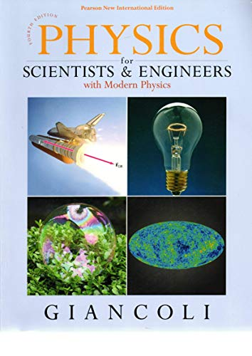 9781292020761: Physics for Scientists & Engineers with Modern Physics: Pearson New International Edition